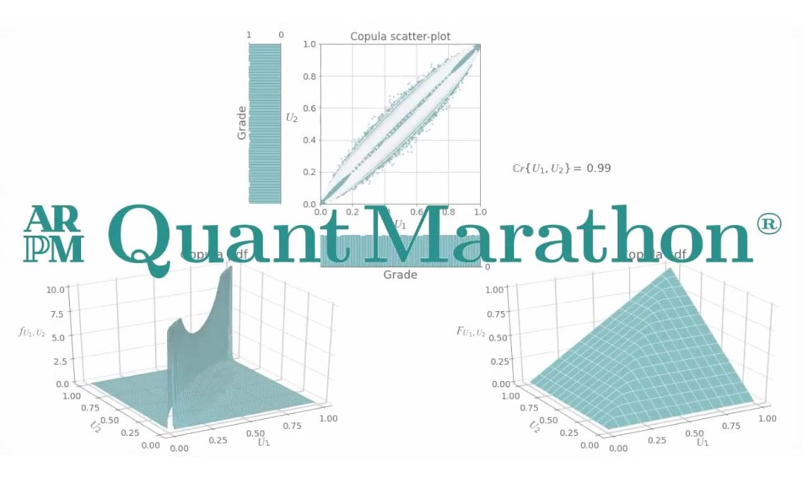 ARPM Quant Marathon: program presentation